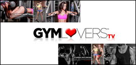 GYMLOVERS TV SAMPLES