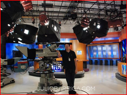 WORKING CAMERAS FOR NBC CHARLOTTE