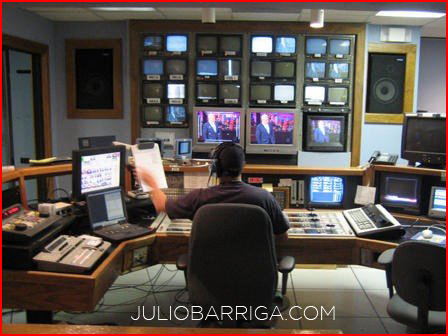 WECT 6 CONTROL ROOM 2003